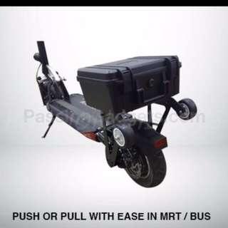 Scooter Rear Mobility Wheel /Rear Bracket Box / Trolley Wheel for Sw1/2/3/Passion10/2/Inokim/ST10/Ruima/Kuaike/Speedelec