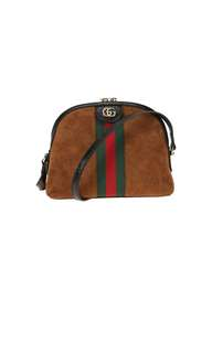 Gucci dome shape crossbody 手袋