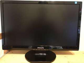 Philips 22 inch Monitor / TV (Model 221E)