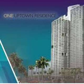 One Uptown Residences, 1 Bedroom for Rent, CRD13441