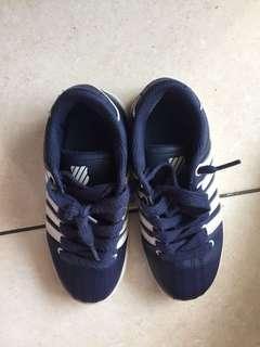 K•Swiss Navy Sneakers
