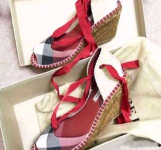 (60% off) Burberry flat shoes