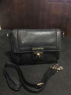 Authentic John Rocha black sling bag