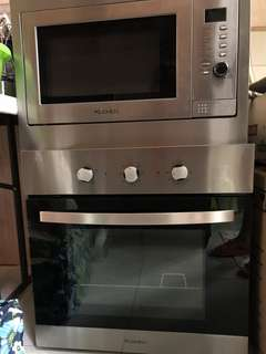 Microwave + convection oven , Built-in Oven