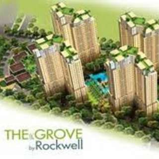 The Grove by Rockwell, Studio-type Condo for Rent,CRD01841