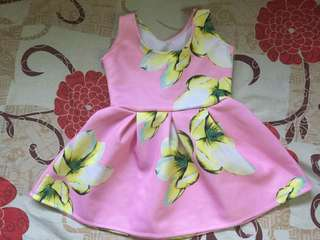 Baby Apparel + Cynthia Dress / SALE PRICE FOR THE WEEKEND P150 ONLY!