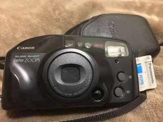 🚚 Canon sure shot caption zoom 底片相機