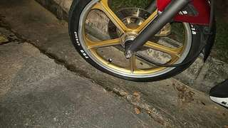 Tube tyre rescue / onsite mechanic / mobile bike repair