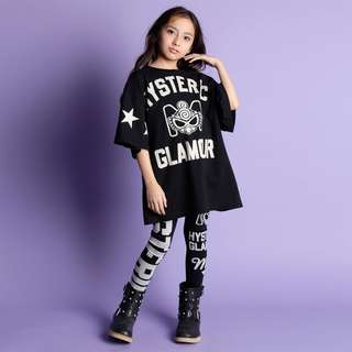 Hysteric Glamour for Kids
