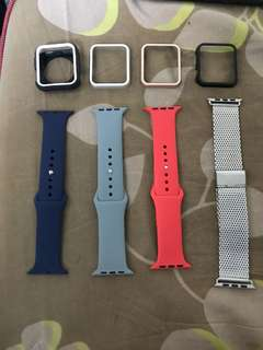 strap and case apple watch iwatch 42MM