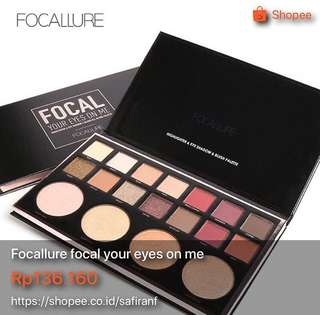Focallure focal your eyes