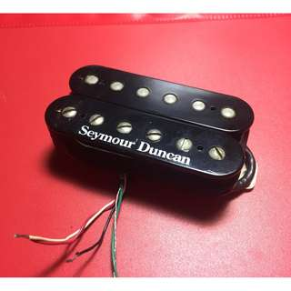 Seymour Duncan JB Trembucker TB-4 Bridge Humbucker Pickup Black 4 Conductor Split Wire Electric Guitar High Output