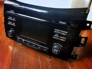 Original Nissan Navara np300 VL player