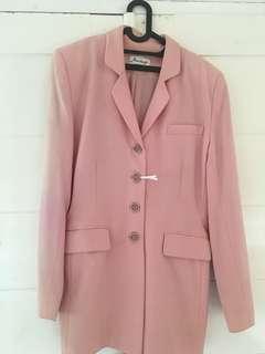 Anastasia Lucon Pink Blazer