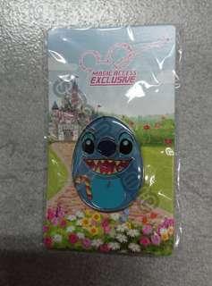香港廸士尼全新史廸仔 pins Trading徽章