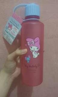 Botol Minum SANRIO MY MELODY ORI 600 ML