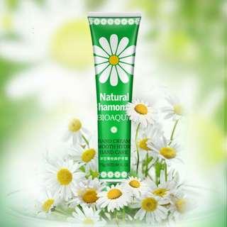 Chamomile Perfumed Hand Cream