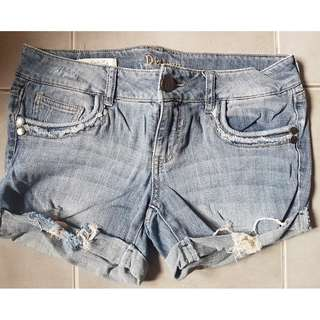 Decree Denim Shorts