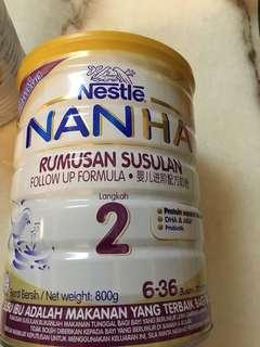 Nestle NAN HA Step 2 (Unopened, Urgent Sale)