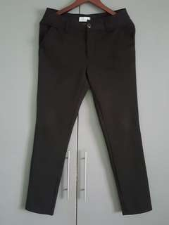 MACO black office pants