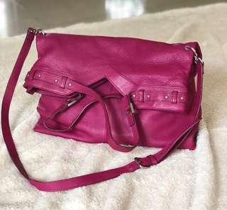 Rabeanco Leather Bag not LV Gucci Prada YSL