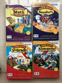 Jumpstart / Arthur / Math games and more (swipe to see)