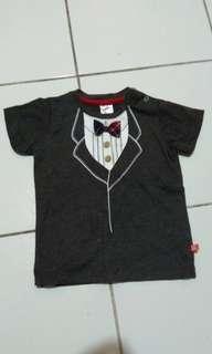 Miki Baby Boy Shirt