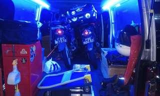 Towing / islandwide bike rescue / onsite bike repair / mobile mechanic