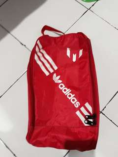 Tas adidas merah
