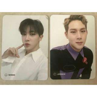 Monsta X The Connect PC Wonho Jooheon