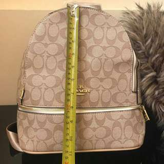 Authentic Quality Coach Backpack