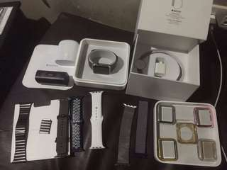 Apple Watch 316L stainless steel series 1 42mm