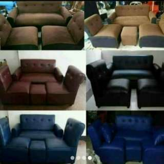 Sofa set Uratex Foam