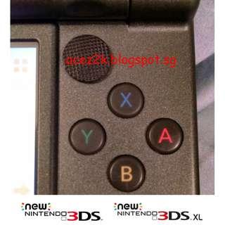 [BN] 3DS / 2DS new / XL / LL C-Stick Mod (Brand New)