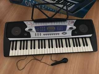 54 Keys Digital Electronic Keyboard
