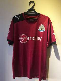 Jersey Newcastle United Away, Puma KW, Maroon M