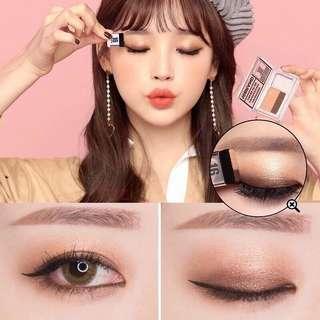 Sixteen Korean Eyeshadow