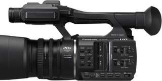 Panasonic Full-HD Camcorder HC-PV100