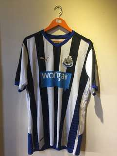 Jersey Newcastle United Home, NNS Shearer 9, Puma KW, XL