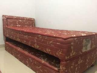 DIJUAL MURAH KASUR / SPRING BED GUHDO 90x200
