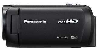 Panasonic Full-HD Camcorder HC-V385
