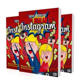 Buku Jago Jualan di Instagram