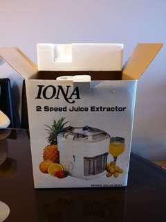 IONA Juicer