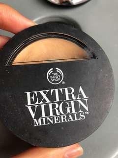 Bodyshop extra virgin minerals