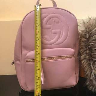 Authentic Quality Gucci Backpack