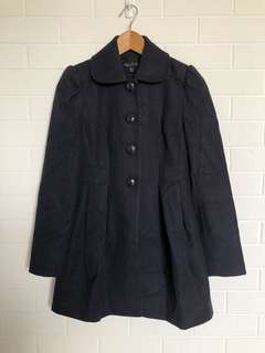 Forever New Winter Coat Size XS