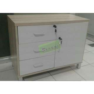SIDE DRAWER CABINET WOODEN TYPE--KHOMI