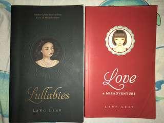 Lang leav (lullabies, love and misadventures)