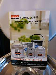 ENDO THERMAL MAGIC COOKER