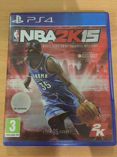 NBA 2K15 (Music Curated By Pharrel Williams)